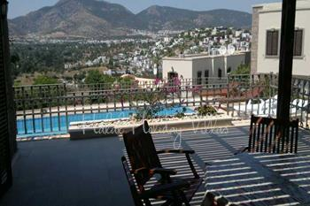Holiday villa in Bitez-Bodrum for up to 8 People