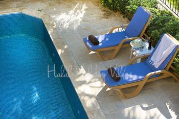 5 Bedroomed Rental Holiday Villa With Private Pool in Bodrum Gundogan