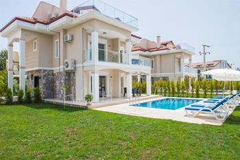 Private Pool Villa in Koca Calis Area for Large Families or Groups