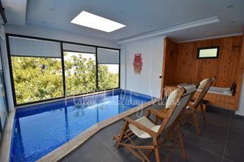 Honeymoon Villa in Uzumlu Village of Kalkan With Secluded Private Pool