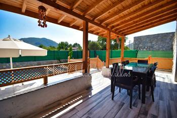 Private Holiday Villa For up to 8 People in Kayakoy