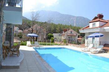 Private Swimming Pool Holiday Villa in Ovacık
