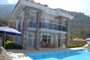 Private Pool Holiday Villa Ovacık
