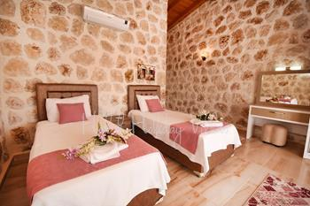 Private Villa For up to 4 People in İslamlar Village of Kalkan