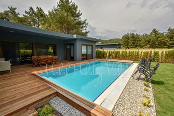 Secluded Private Pool Villa Located in Ovacik