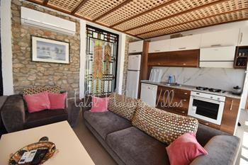 Secluded Private Villa in Ovacik For Up To 6 People