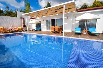 Holiday Villa For Rent in Village of İslamlar With Secluded Private Pool